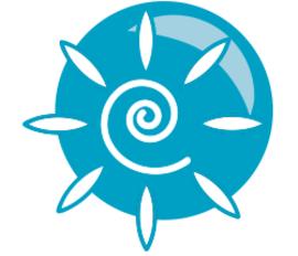 Das Logo der Sonnenscheingruppe