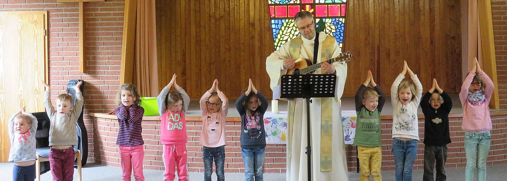 Kindergarten-Gottesdienst